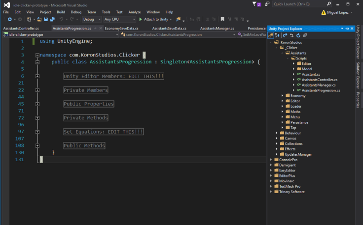 koron_studios_visual_studio_project